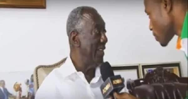 Kufuor breaks silence on election tensions, begs for peace