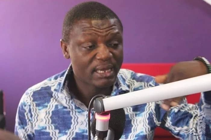 Kofi Adams to Bagbin: Experience does not make you a better candidate than Mahama