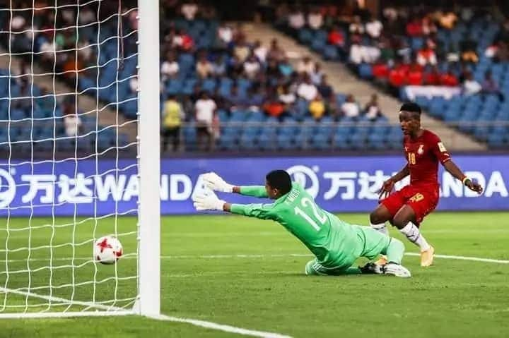 FIFA U-17 World Cup: Ghana starts on a bright note