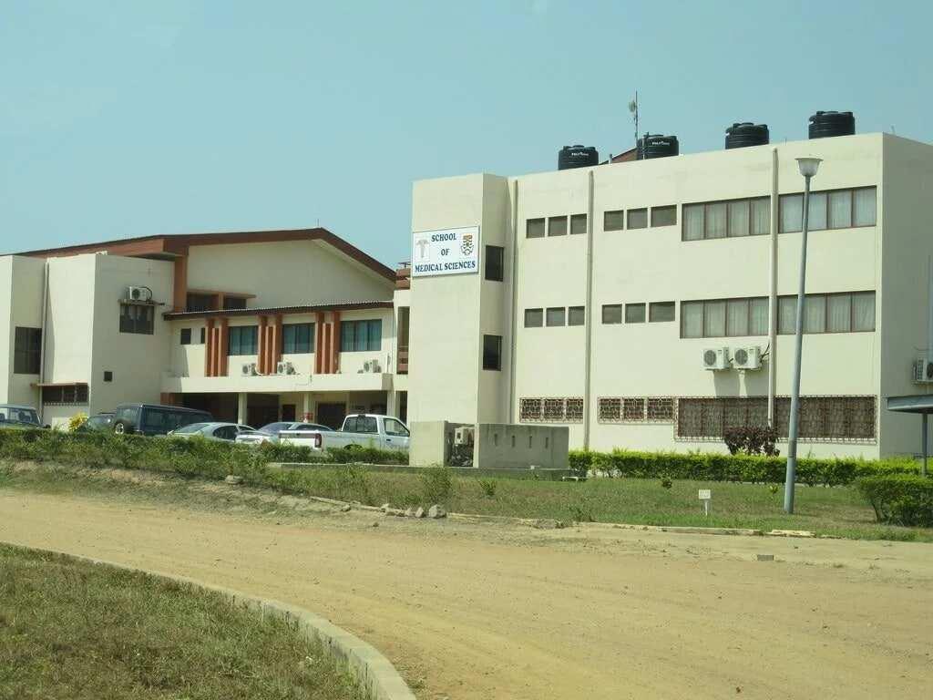 Best medical schools in Ghana