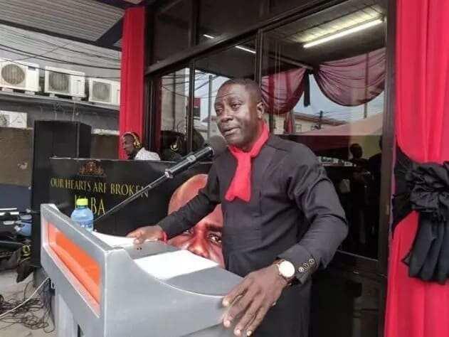 Multimedia holds solemn service for KABA