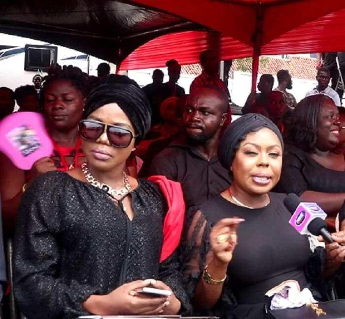 Akufo-Addo, others will be buried before I die – Afia Schwarzenegger