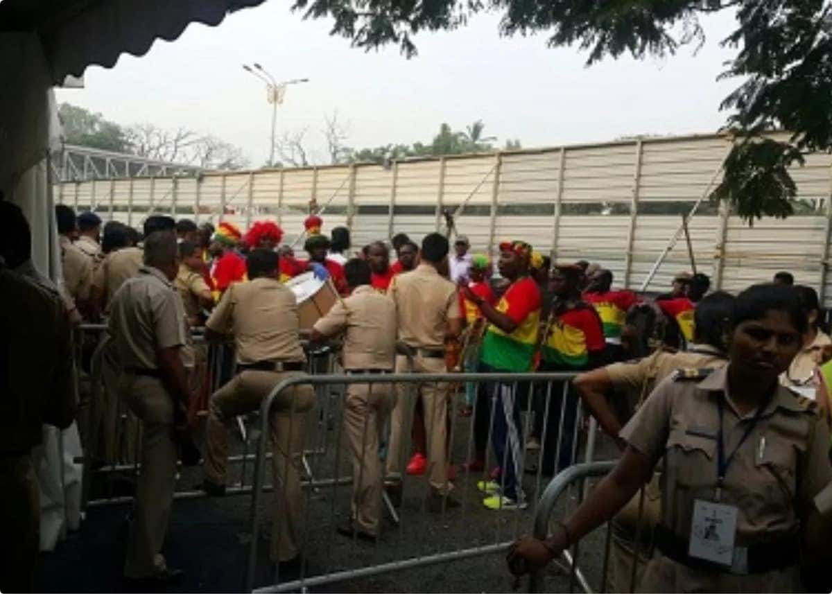 U - 17 World Cup: Musical instruments of Ghanaian supporters seized by Indian Police