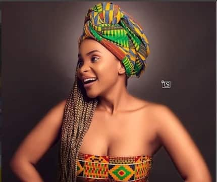 Kumawood star Benedicta Gafah drops wild video; shows off her heavy 'tundra'