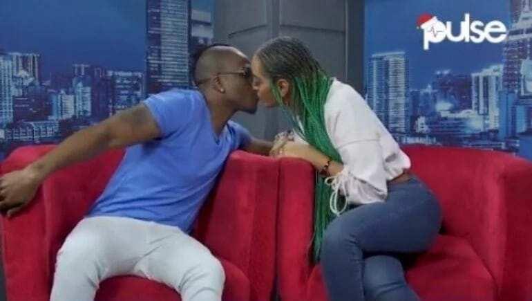 Juliet Ibrahim and Nigerian boyfriend go romantically 'wild' in latest video