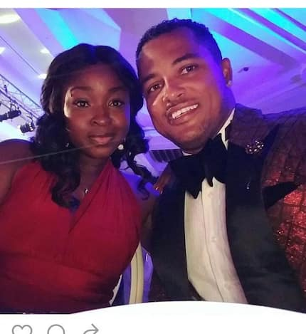 Photos: Van Vicker and wife steal show at Glitz Style Awards