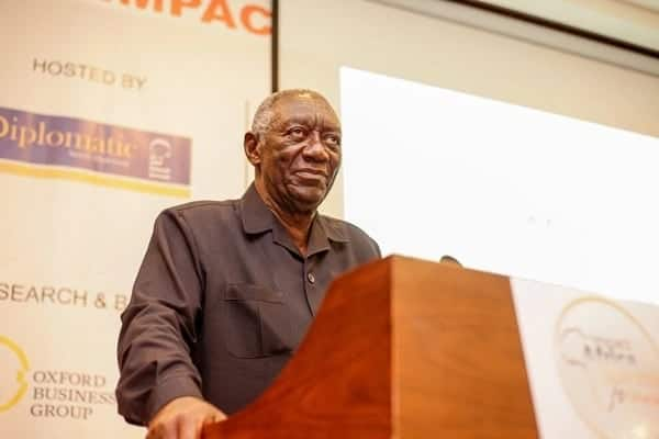 Fix the Country: Human beings can be forgetful sometimes - Kufuor slams protestors