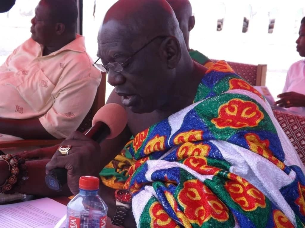 Oguaa Traditional Council informs government of the unavailability of lands for the '1 District 1 Factory' programme