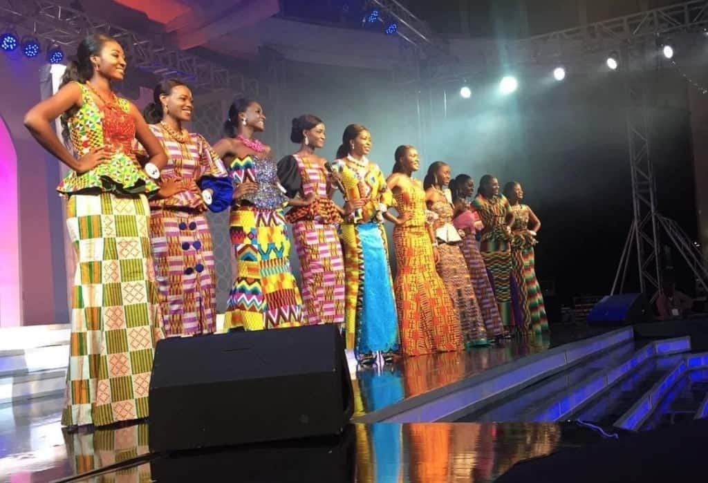 Miss ghana 2018 auditions
