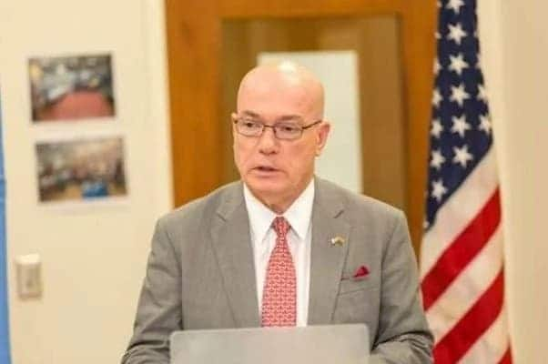 US ambassador reveals how much Ghana will receive for hosting a US Military base
