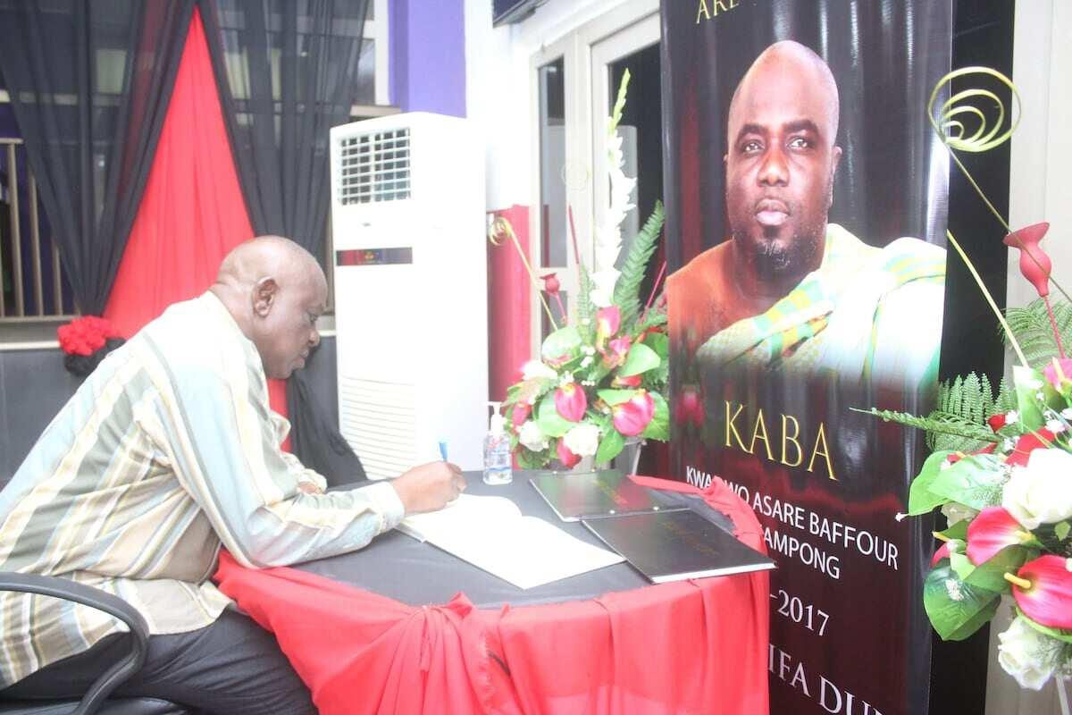 What Alhaji Bature said about late KABA