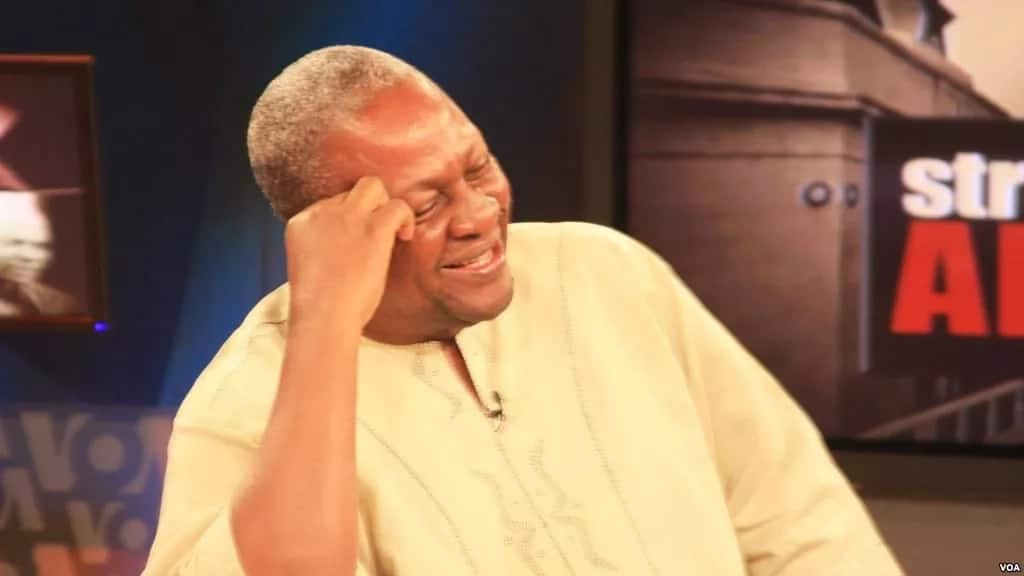 We just found the 5 smart reasons why Mahama may not want to contest 2020 elections