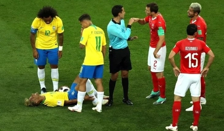 Brazil and Switzerland played out a 1-1 draw in thrilling Group E match