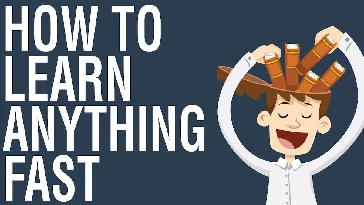 how to learn fast for exam how can i learn anything quickly? learning how to learn book how to learn english