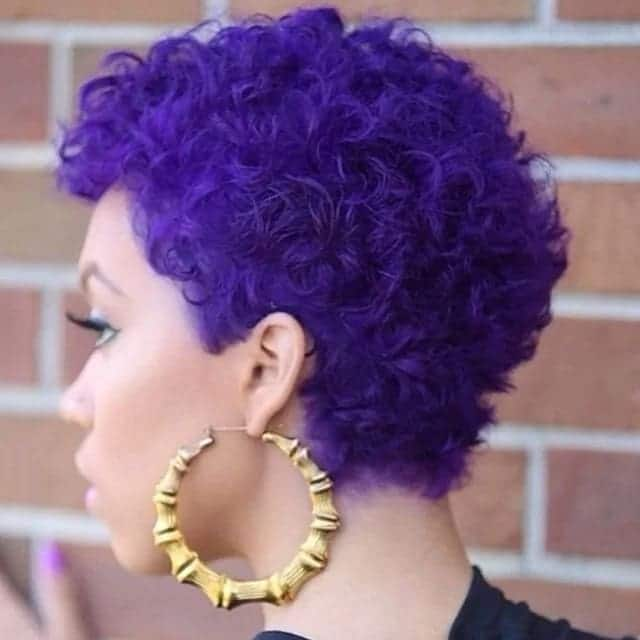 how to style short natural african hair at home, short natural hair photos, very short natural hairstyles