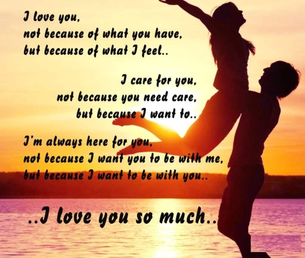 love quotes for her, love message to her, sweet messages