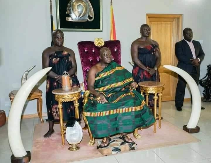 The 4 richest Kings in Ghana