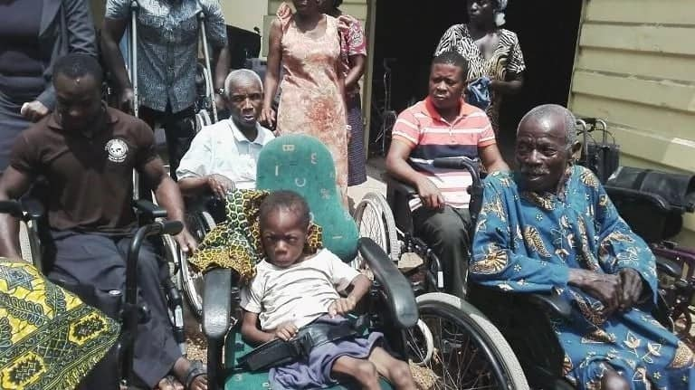 NGO defrauds over 1000 people living with disabilities