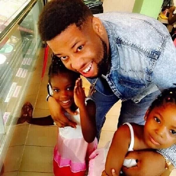 Ghanaian celebrities and their adorable family
