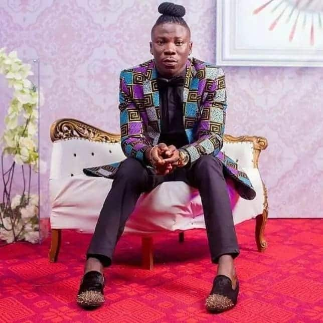The story of Stonebwoy as told in ten photos