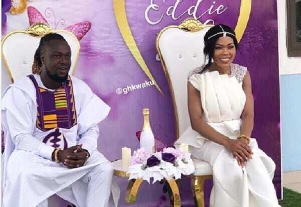 Breaking: Actor Eddie Nartey Loses wife 2 Years After Marriage