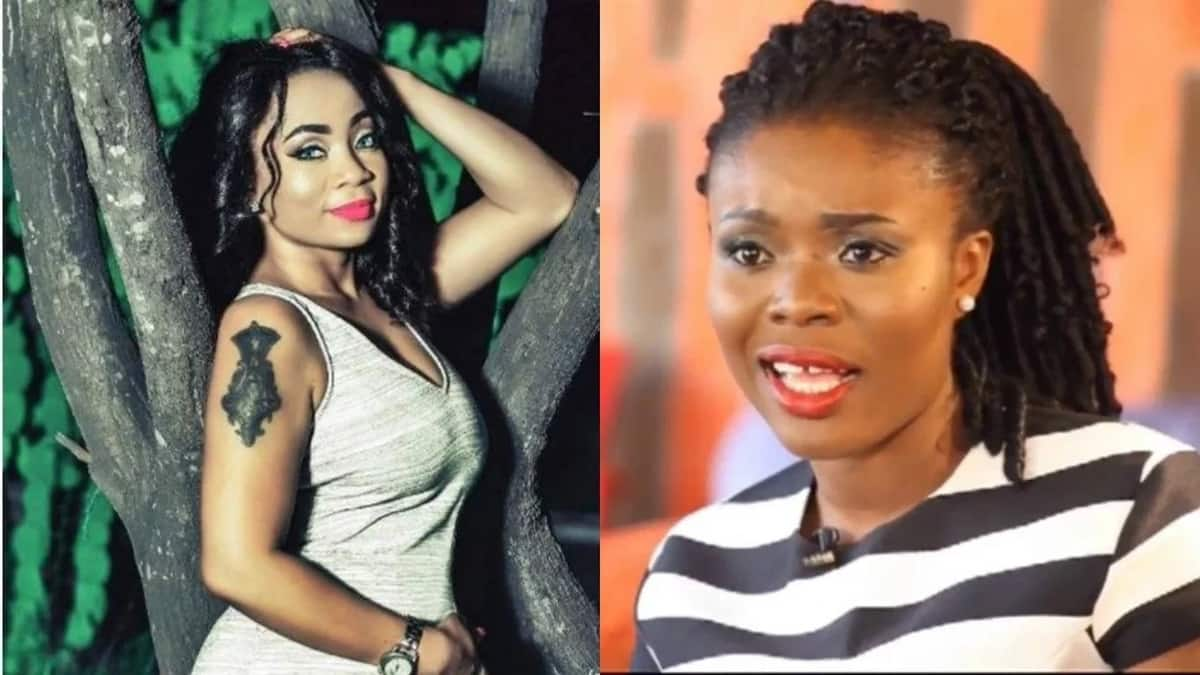 I wouldn't advise anyone to go on the Delay Show - Vicky Zugah