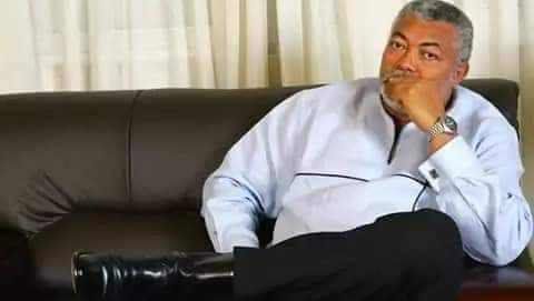 10 powerful quotes by Jerry John Rawlings