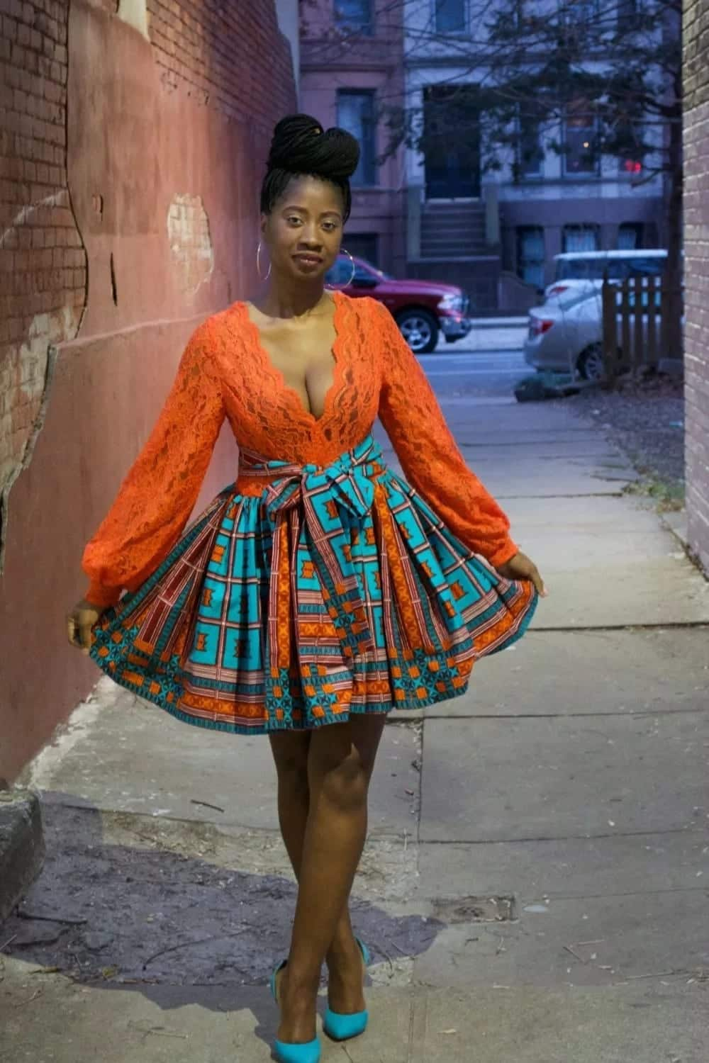 african print dresses with lace african attire with lace african lace short dresses