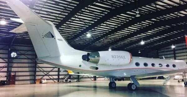 Zylofon Media boss acquires new jet