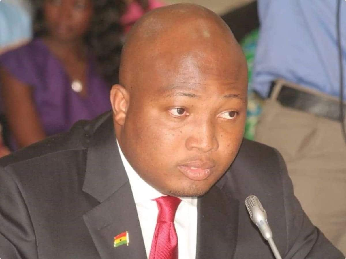North Tongu MP responds to High Comm'r to SA's comment