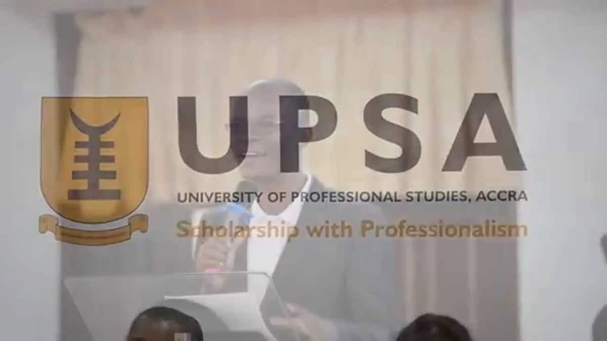 UPSA courses and admission requirements for 2018-2019