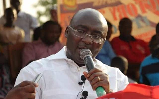 Bawumia 'wickedly' jabs NDC over Free SHS commencement