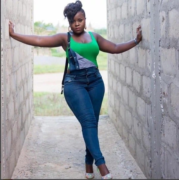 Kaakie remembers Ebony Reigns in the mist special way