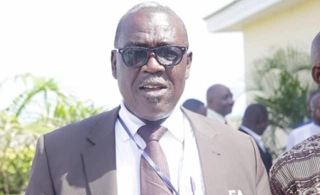 Eddie Doku, GFA chairman, Greater Accra
