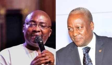 Mahama Campaign Team warns Bawumia over politics of insults