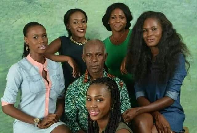 The five daughters of the late Coach Herbert Addo have spent the weekend in cells over dispute with heir stepmother
