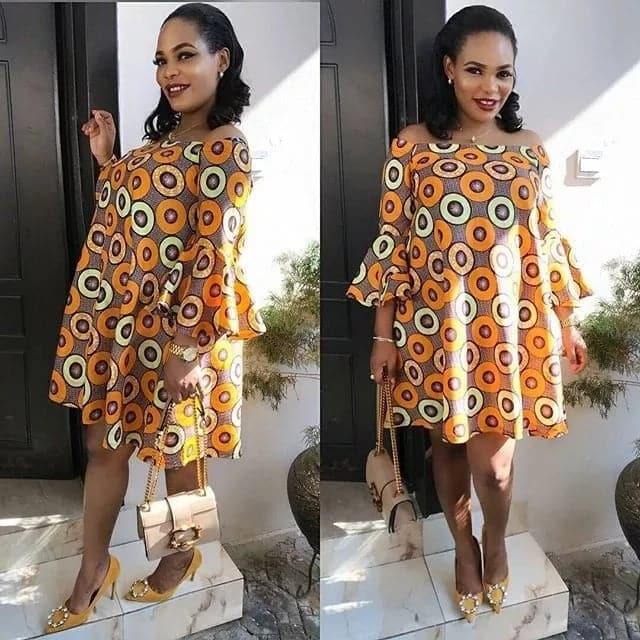 29b37b7a7ecb9 Latest African Maternity Dresses for a Fashionable Look 2019 ▷ YEN ...