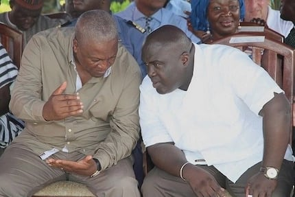 Julius Debrah reveals why Alban Bagbin will be a great leader for the NDC