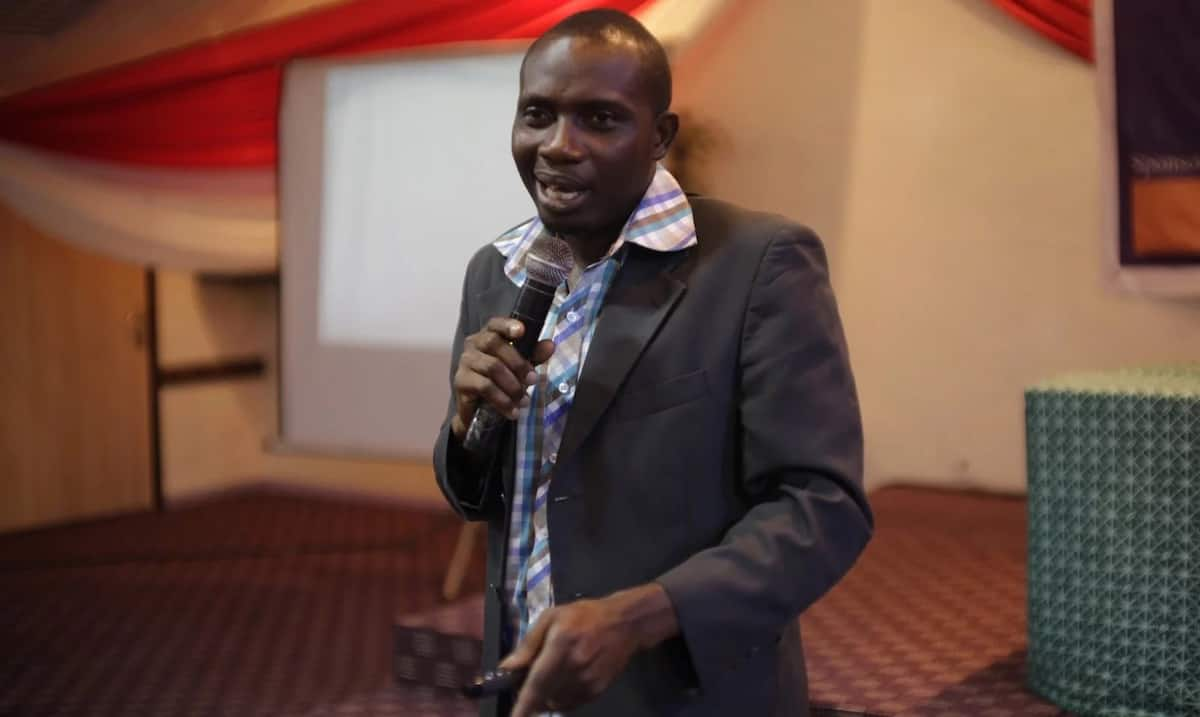 Police BrutalityCounselor Lutterodt defends 'Rambo' policeman