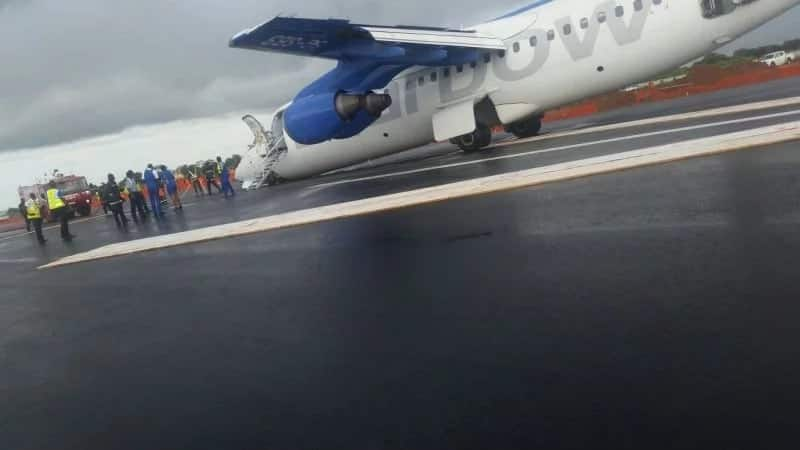 On-board passenger suggests pilot ignored warning signs