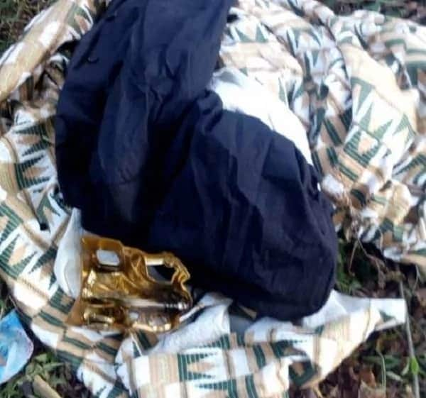 Undertaker exhumes dead body in Old Tafo over GHC 20 'funeral debt'