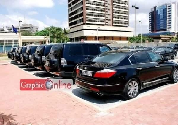 How a Ghanaian trotro mate came to own over 60 luxurious vehicles