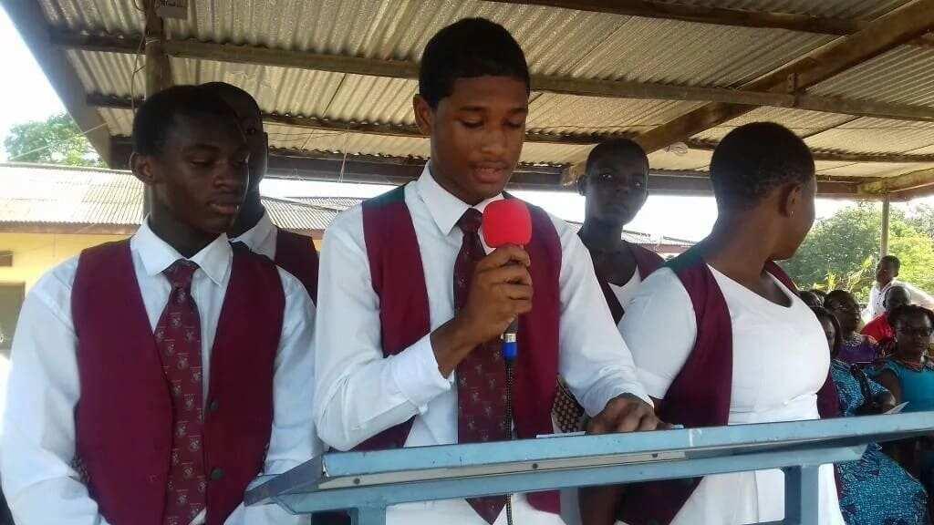 Young actor Rahim Banda elected school prefect of Ghana National