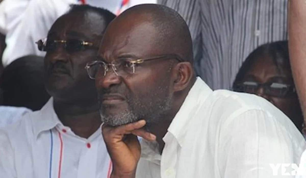 GIBA meeting suspended over Kennedy Agyapong, Sam George brawl