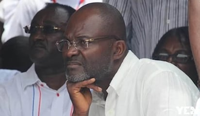 I don't think medical drones are a priority - Kennedy Agyapong