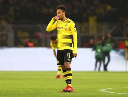 Borussia Dortmund name one superstar Arsenal must give them before signing Aubameyang this month
