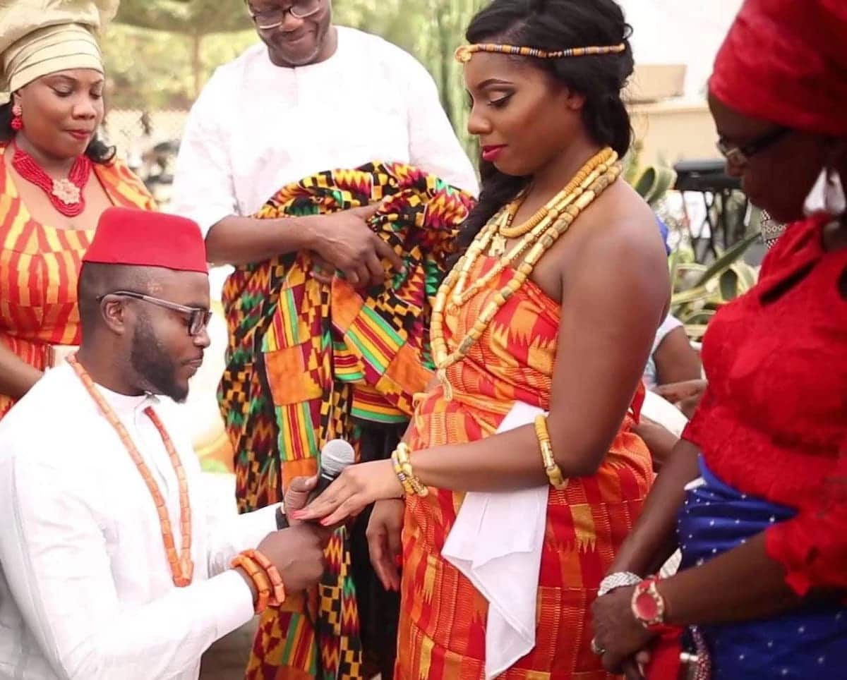 ga-adangbe traditional marriage in ghana customary marriage in ghana types of marriages in ghana