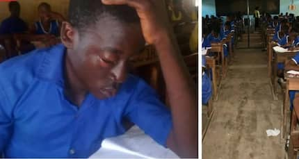 Spiritual? BECE student goes blind upon opening exams paper