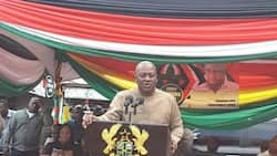 Photos: All you need to know about day one of Mahama's visit to Volta region