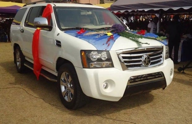 10 facts about Ghana car manufacturer, Kantanka Automobile